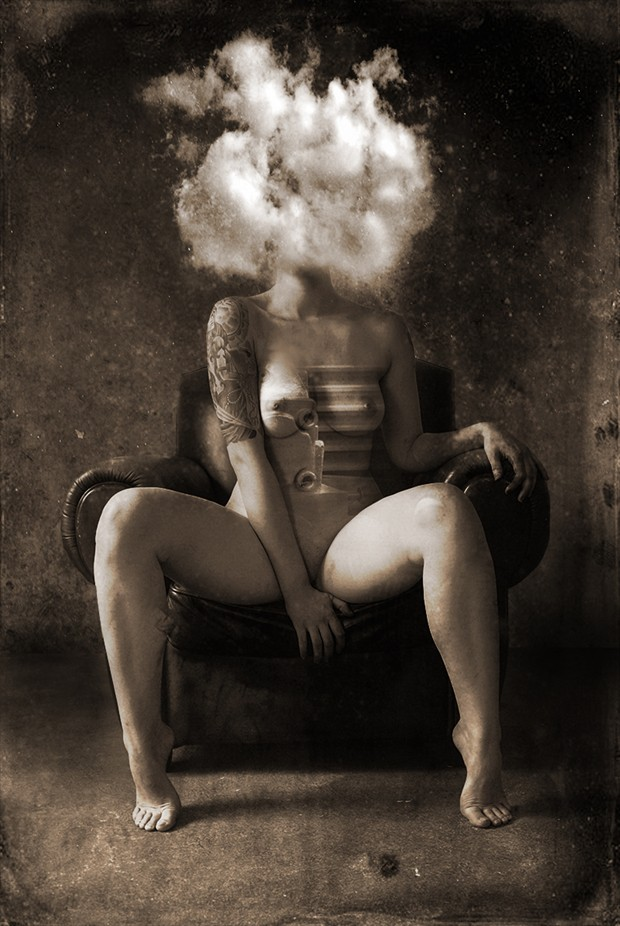 The Dreamer Artistic Nude Artwork by Photographer Thomas Dodd