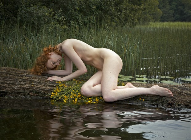 The Ecstasy of %7CGrief Artistic Nude Photo by Photographer Douglas Ross