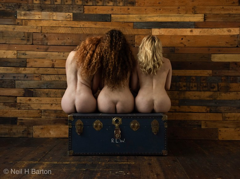 The End Game Artistic Nude Photo by Photographer NeilH