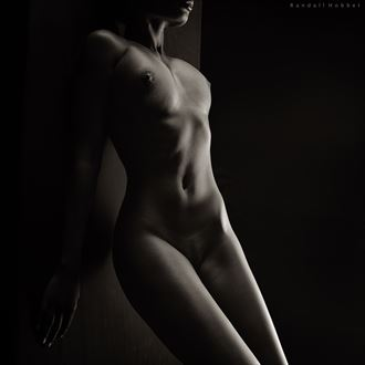 The Feminine Divine Artistic Nude Photo by Photographer Randall Hobbet