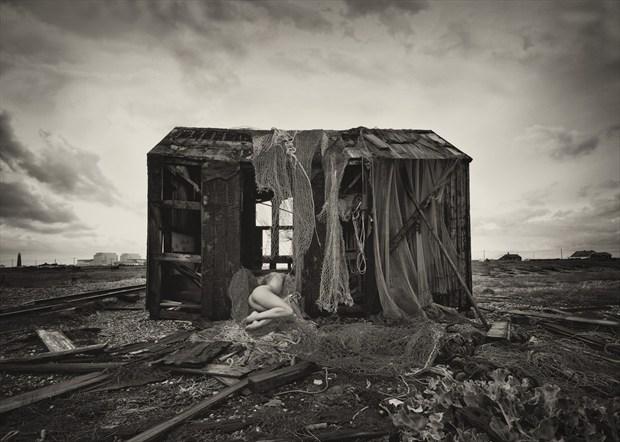 The Fisherman's Hut Artistic Nude Photo by Photographer RayRapkerg