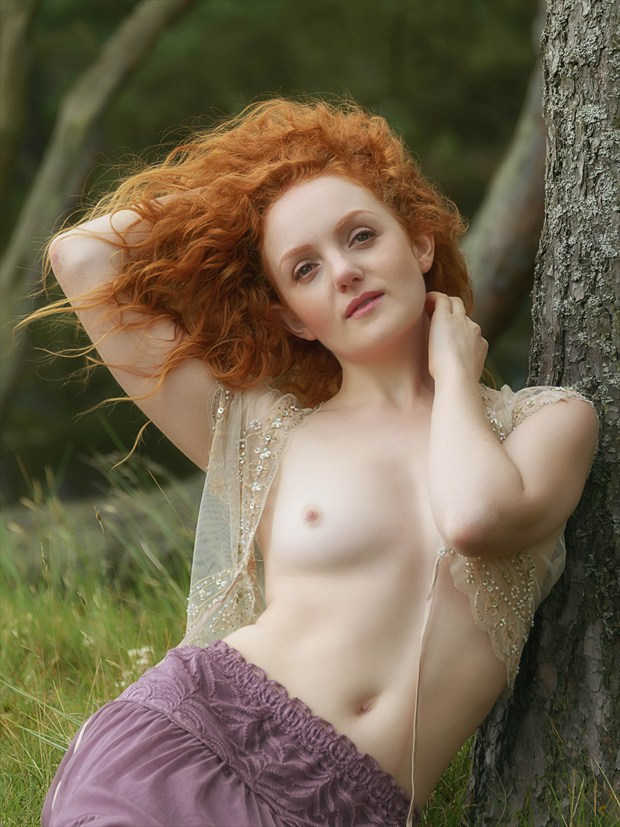 The Flame Artistic Nude Photo by Photographer Rascallyfox