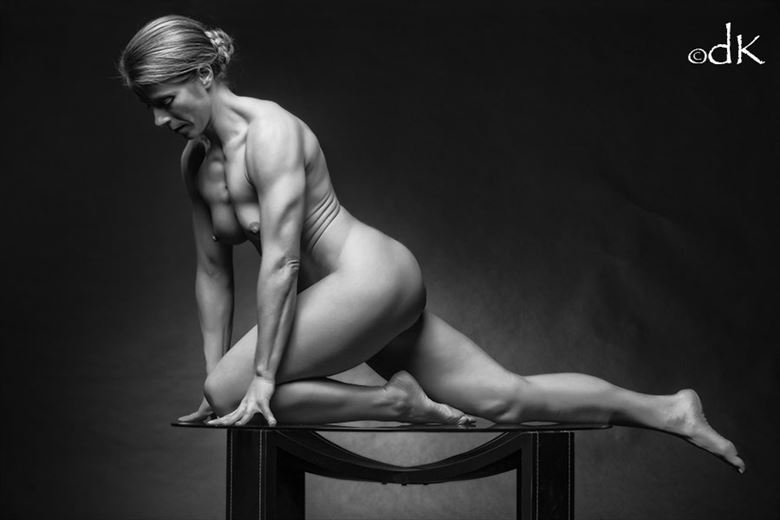 The Gain of Pain Artistic Nude Photo by Photographer dennis keim