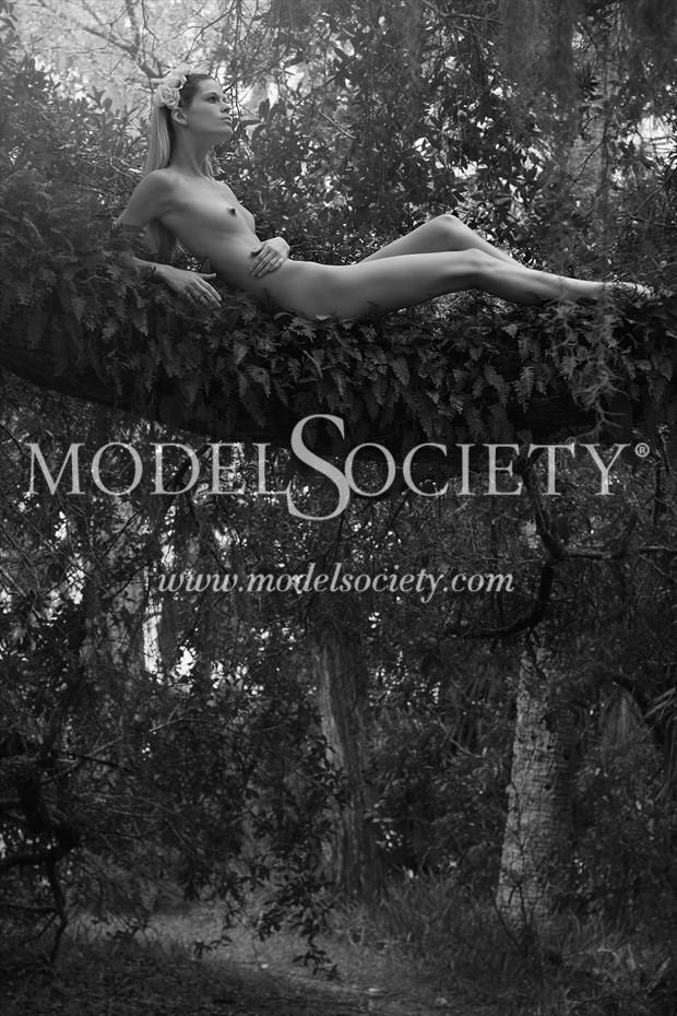 The Garden Series %231 Artistic Nude Photo by Photographer Constantine Studios