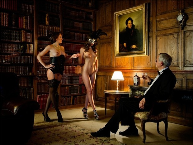 The Gift Artistic Nude Photo by Photographer Martin Zurm%C3%BChle
