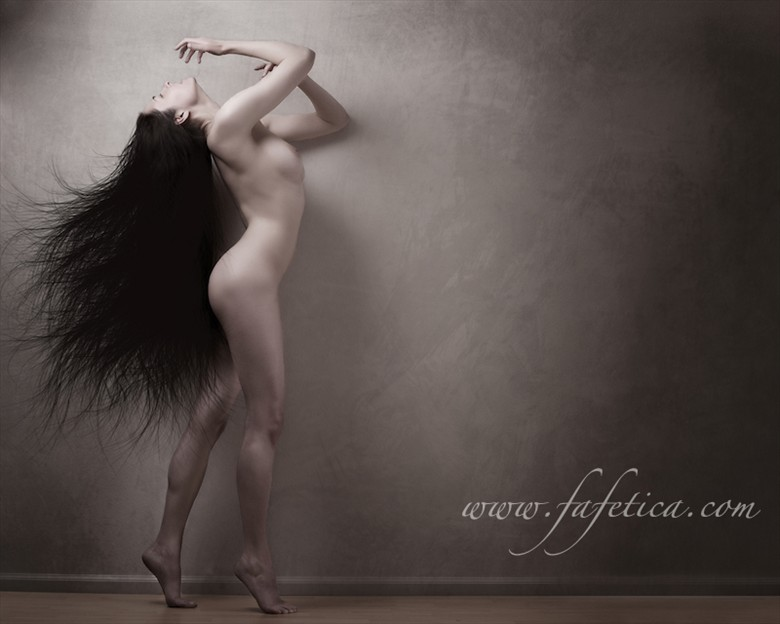 The Hair Artistic Nude Photo by Photographer ByteStudio Photography