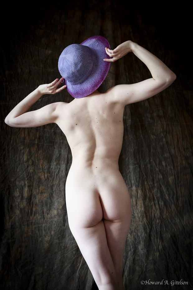 The Hat Figure Study Photo by Photographer HGitel