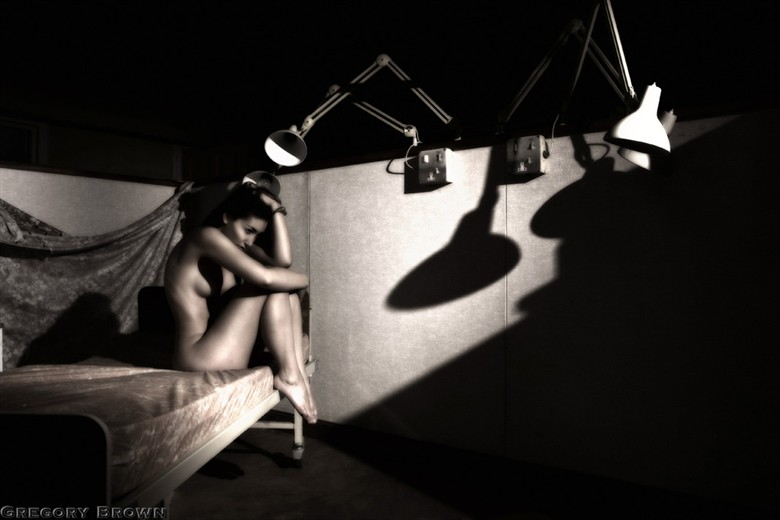 The Interview Artistic Nude Photo by Photographer Gregory Brown