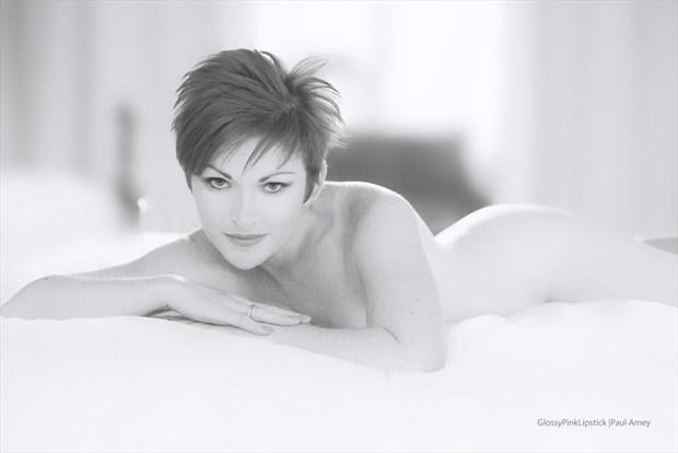 The Invitation Artistic Nude Photo by Model Laura J Draycon