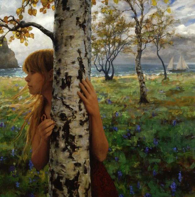 The Key Painting or Drawing Artwork by Artist Matthew Joseph Peak