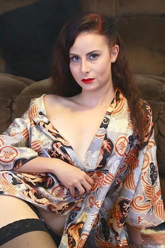 The Kimono Glamour Photo by Photographer Mountolive