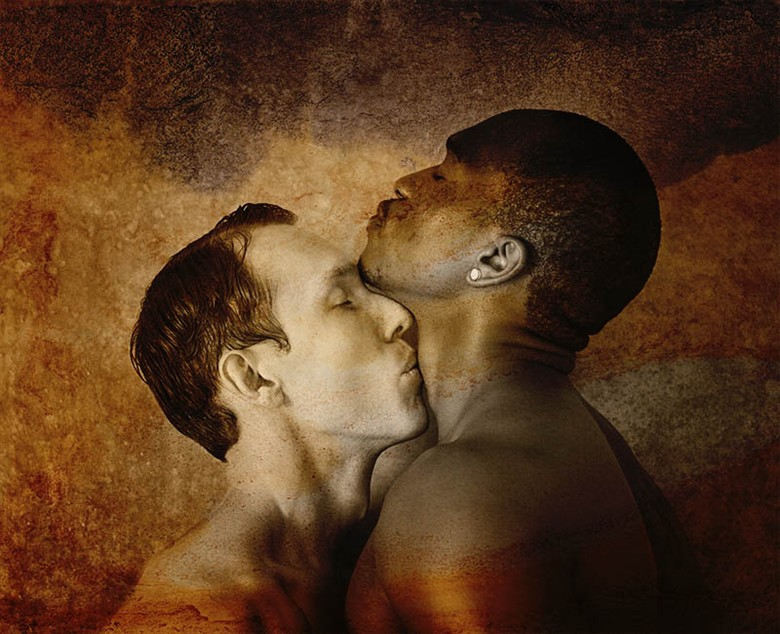 The Kiss Couples Photo by Photographer melbrackstone