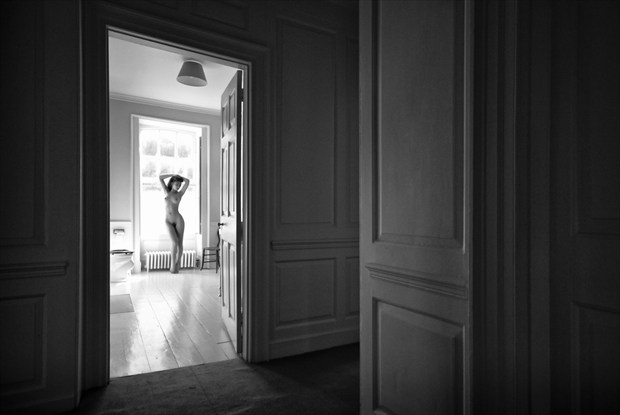 The Lady of the House Artistic Nude Photo by Photographer RayRapkerg