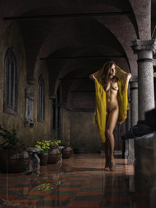 The Monastery Photo Manipulation Photo by Photographer Kestrel