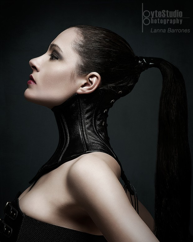 The Neck Fetish Photo by Photographer ByteStudio Photography