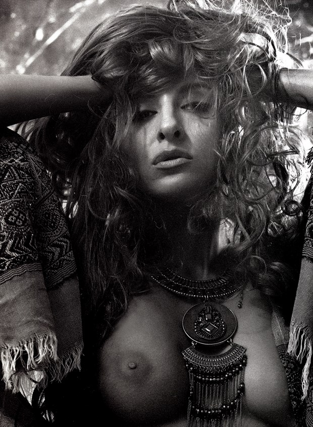 The Necklace Glamour Photo by Photographer Ray Kirby