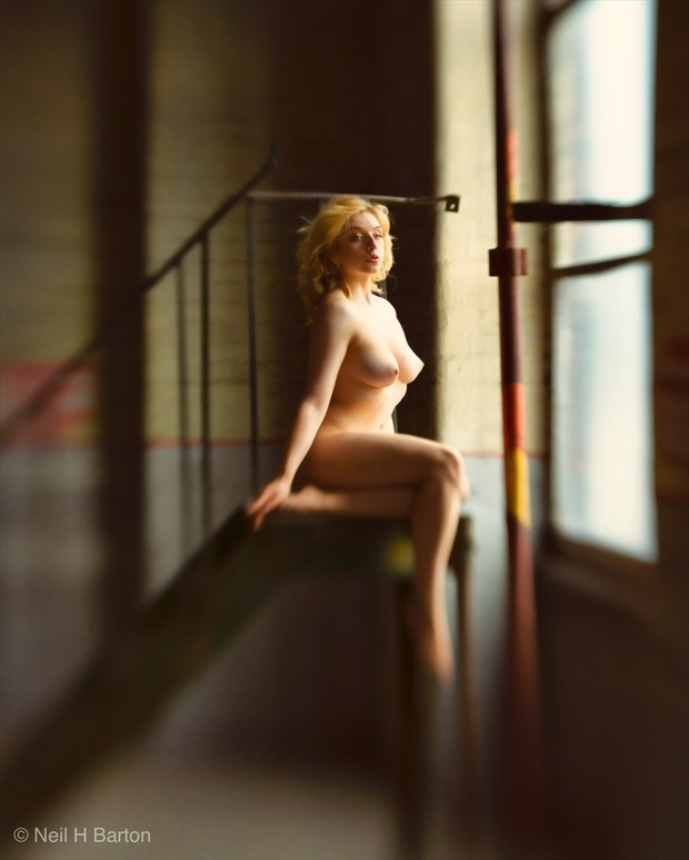 The Old Mill Window  Artistic Nude Photo by Photographer NeilH