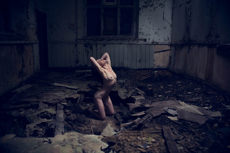 The Old Schoolhouse Artistic Nude Photo by Photographer Michael.