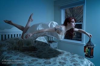 The Open Window Tattoos Photo by Model Arielita