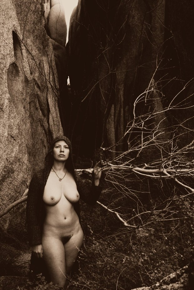 The Place Of Your Birth Artistic Nude Photo by Photographer Nissim Images