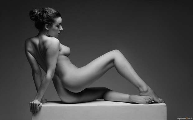 The Posing Box   Twist Artistic Nude Photo by Photographer Terry King