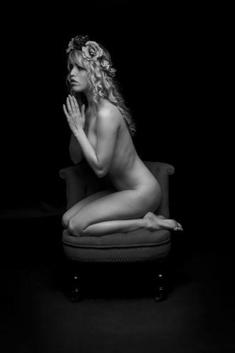 The Prayer Artistic Nude Photo by Photographer John Logan