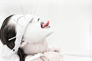 The Queen of Pain Surreal Photo by Photographer Michele Fatarella