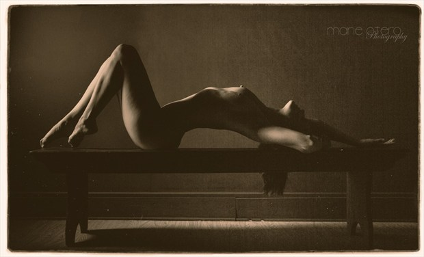 The Rift Artistic Nude Photo by Model Satya