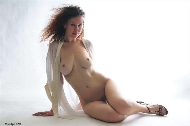 The Robe Erotic Artwork by Photographer Studio747