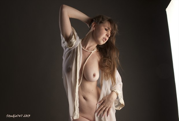 The Robe Series Artistic Nude Photo by Photographer Studio747