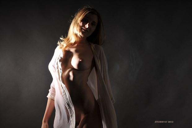 The Robe Series Erotic Artwork by Photographer Studio747