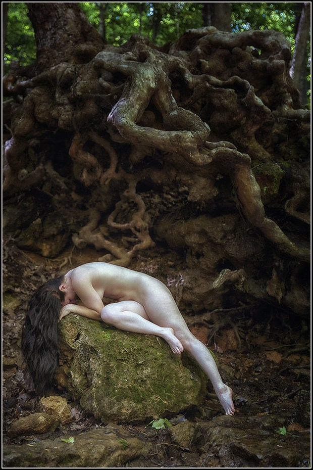The Roots Artistic Nude Photo by Photographer Magicc Imagery