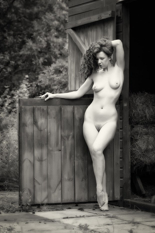 The Stable Door Artistic Nude Photo by Photographer Rascallyfox