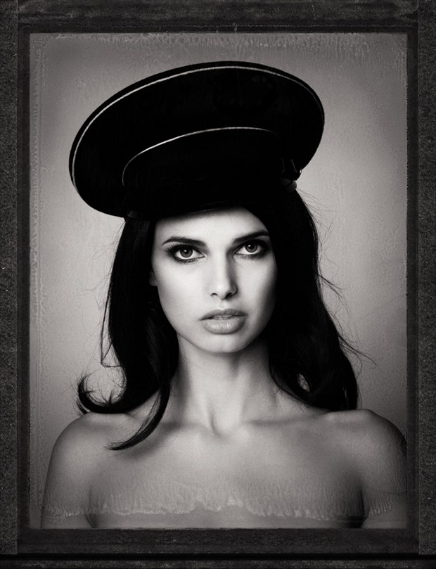 The Stationmaster Portrait Photo by Photographer RayRapkerg