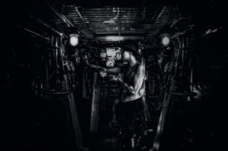 The Stoker 3 Artistic Nude Photo by Photographer Kurostills