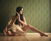The Strangest Toys Artistic Nude Photo by Photographer Jaime Ibarra