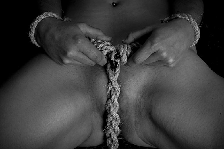 The Struggle Artistic Nude Photo by Photographer leohoward