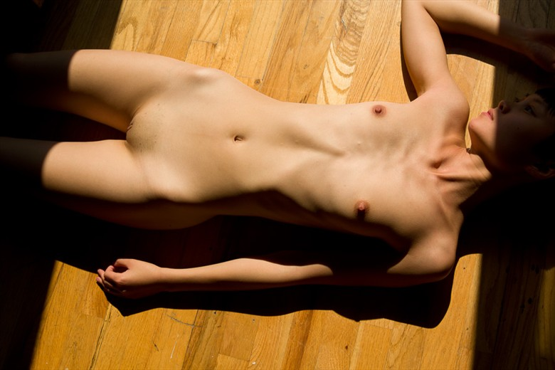The Sun lit her apartment Artistic Nude Photo by Photographer Lumin
