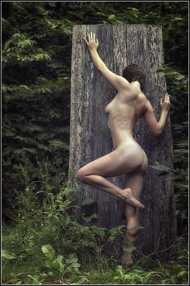 The Target Artistic Nude Photo by Photographer Magicc Imagery