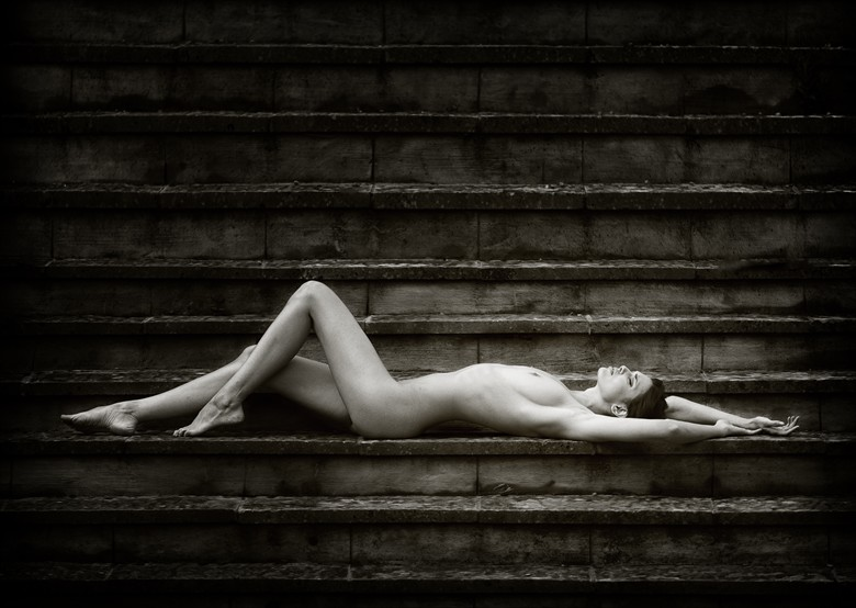 The Third Step Artistic Nude Photo by Photographer Rossomck