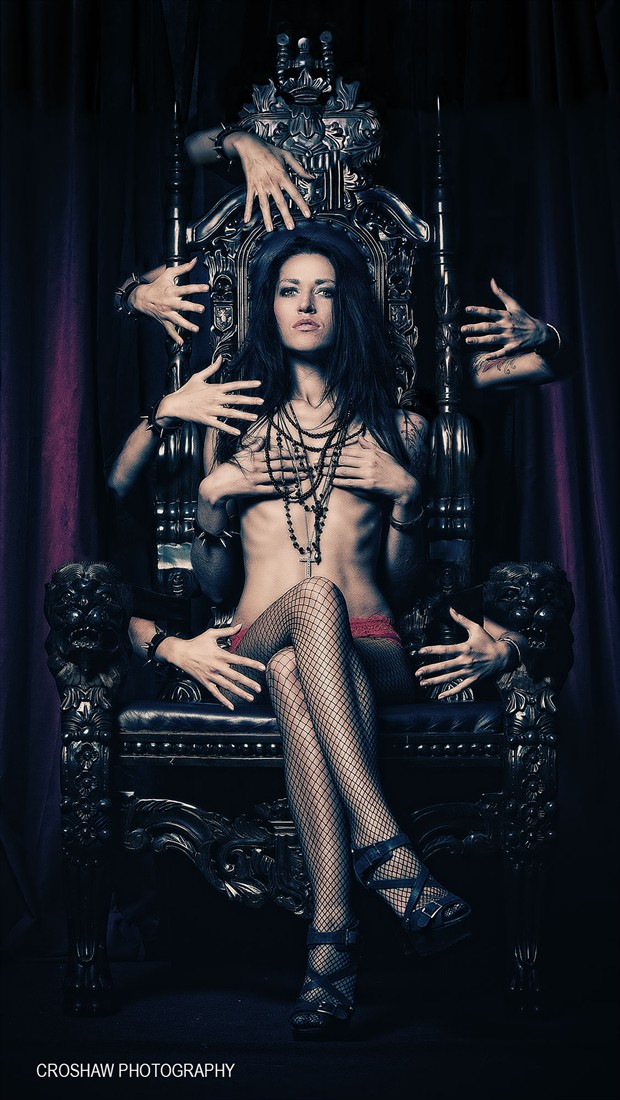 The Throne Surreal Photo by Photographer croshawphotography