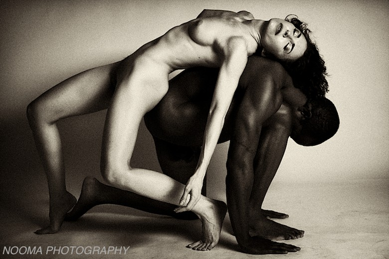 The True Weight of a Man Artistic Nude Photo by Photographer Nooma Photography