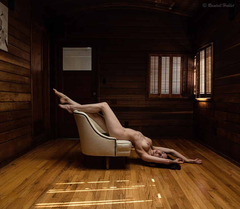 The Upper Room Artistic Nude Photo by Photographer Randall Hobbet