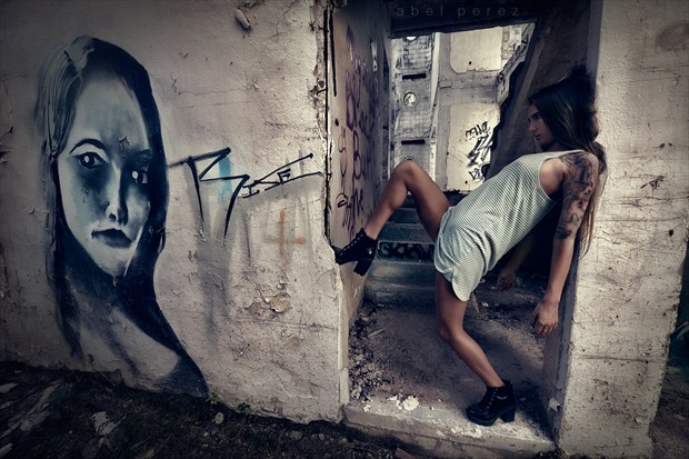 The Vandal Tattoos Photo by Photographer Mindplex