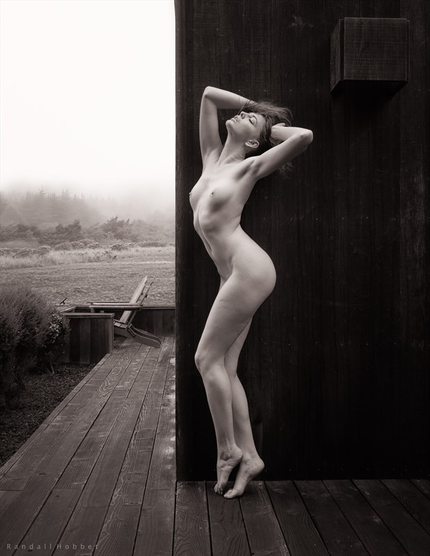 The Venus around the corner Artistic Nude Photo by Photographer Randall Hobbet