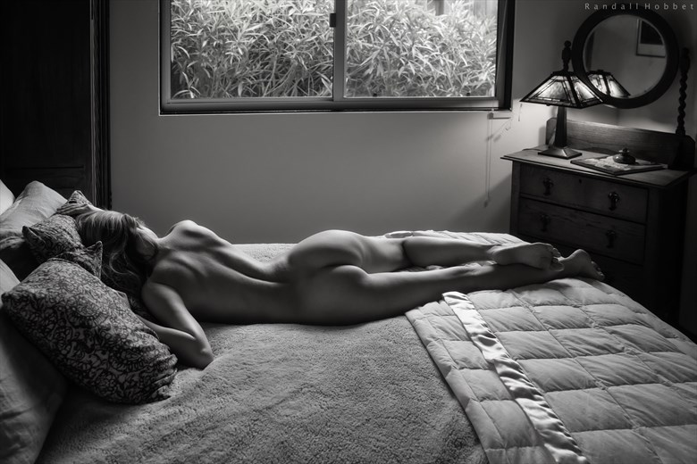 The Venus of Clyde Artistic Nude Photo by Photographer Randall Hobbet