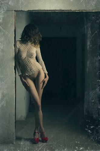 The Wall 04 Artistic Nude Photo by Photographer photoduality