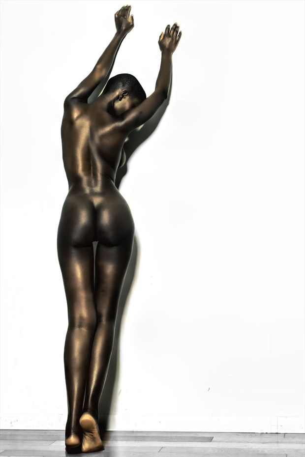 The Wall Artistic Nude Photo by Photographer Dream Digital Photog