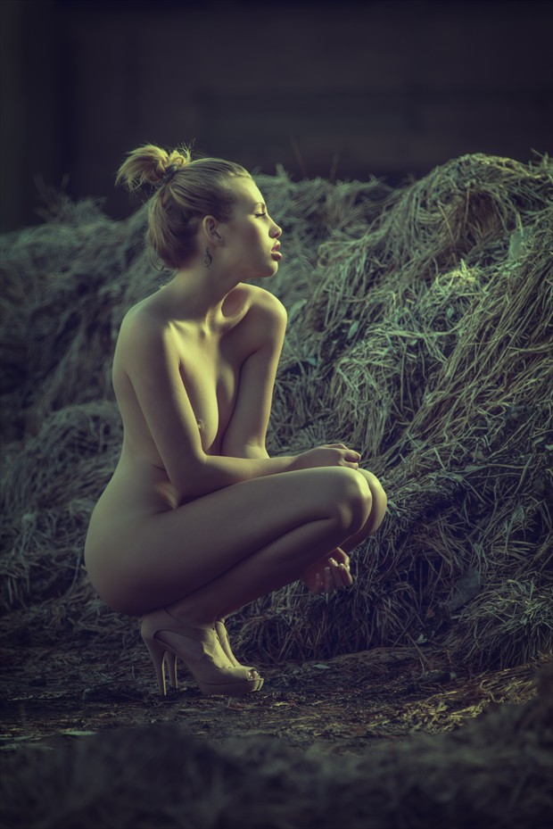 The Warhouse Artistic Nude Photo by Photographer Leschallier