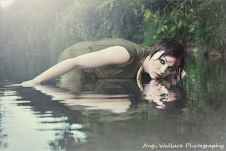 The Water nymph Nature Photo by Photographer AngiW
